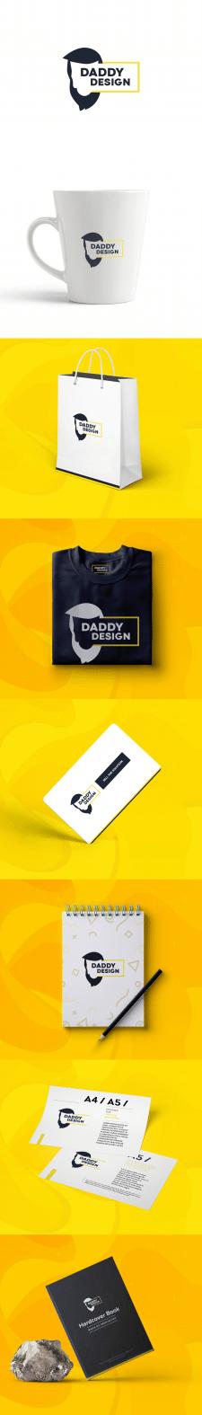 Логотип для DaddyDesign