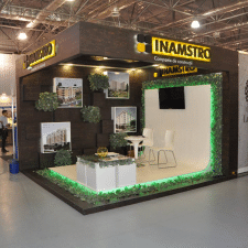 INAMSTRO - expo stand