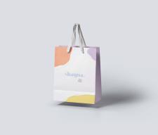 Bag for skincare brand