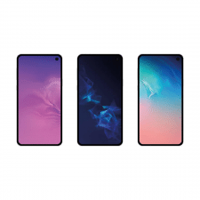 Free download Simplify Mock-Up Samsung Galaxy S10E