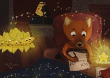 Илюстрация для детской книги
