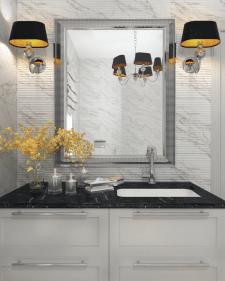 Дизайн дома. Ванная