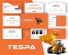 "Презентация ""TESPA"""