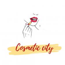 Создание логотипа для интернет магазина косметики