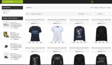 Наполнить  товаром новый сайт