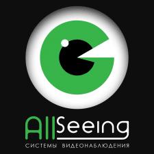 Разработка логотипа для компании AllSeeing