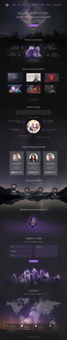 Digital агентство нового поколения