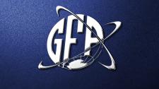 3д мокап логотипа