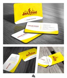 визитки для Jack Travel