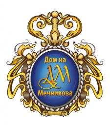 """""""Дом на Мечникова"""" логотип"""