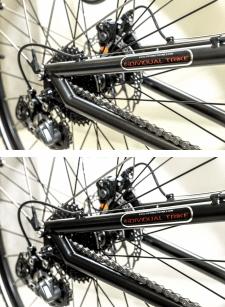 Ретушь велосипедов