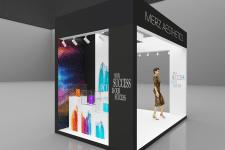 Merz Aesthetics Moldova - expo stand