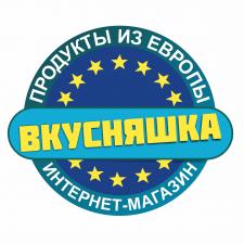 Логотип для продуктового магазина