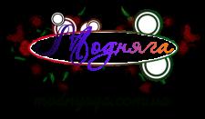 Вариант логотипа-водяного знака для магазина