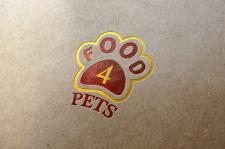 Логотип корма для собак