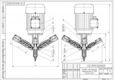 Головка смесительная динамического типа 3к