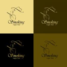 Логотип Smoking