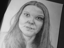 Портрет, А3