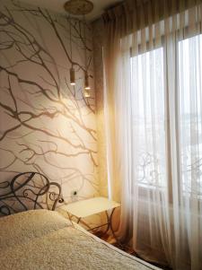 реализованный объект, спальня