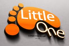 Логотип дитячого магазину