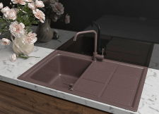 Моделирование и визуализация кухонных моек