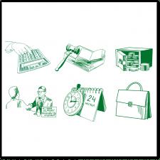 Набор иконок для сайта