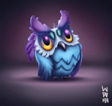 Strict owl