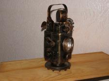 Стимпанк - светильник ФОД-19