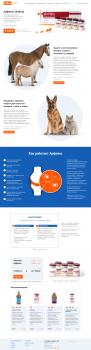 Создание интернет-магазина Arflex
