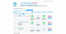 Платформа подбора мобильного оператора по тарифам