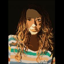 Портрет в компютерной графике