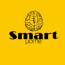 "Логотип для ""Smart home"""