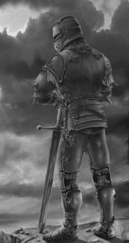 Рыцарь для Тараса.