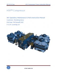 Технический перевод (инструкция к компрессору)