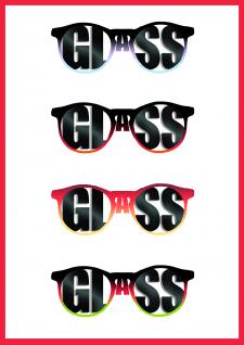 "Логотип ""GLASS"""