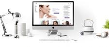 Корпоративный сайт школы красоты