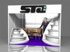 Дизайн стенда STA