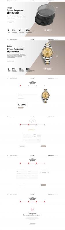 CapitalRUS — premium watches store