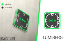 Логотип Lumiberg