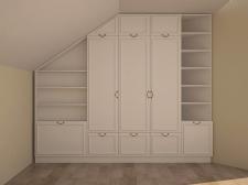 моделирование шкафа