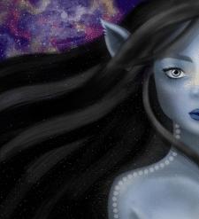 cosmic theme