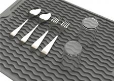 3D модель силіконового коврика