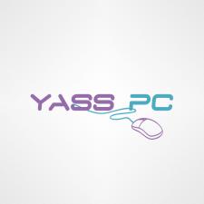 Логотип для магазина по продаже компьютеров