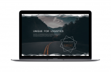 Сайт-визитка для компании Uni4Logy