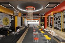 Chi Wok - chinese fastfood (Odessa)