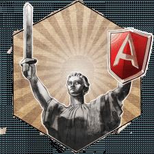 Логотип для организации киевских программистов