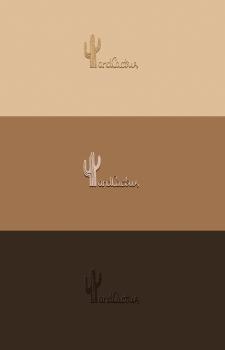 """""""andCactus"""" Логотип"""