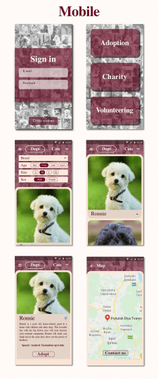 Adopt App