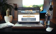 Дизайн сайта для Автостанции