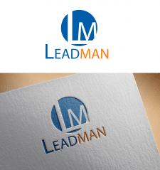 Логотип LeadMan